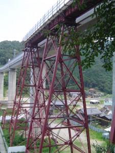 旧餘部鉄橋